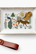 Rifle Paper Co Managerie Catchall Tray - Porcelain