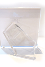 5 x 5 Lucite Frame (Clear)