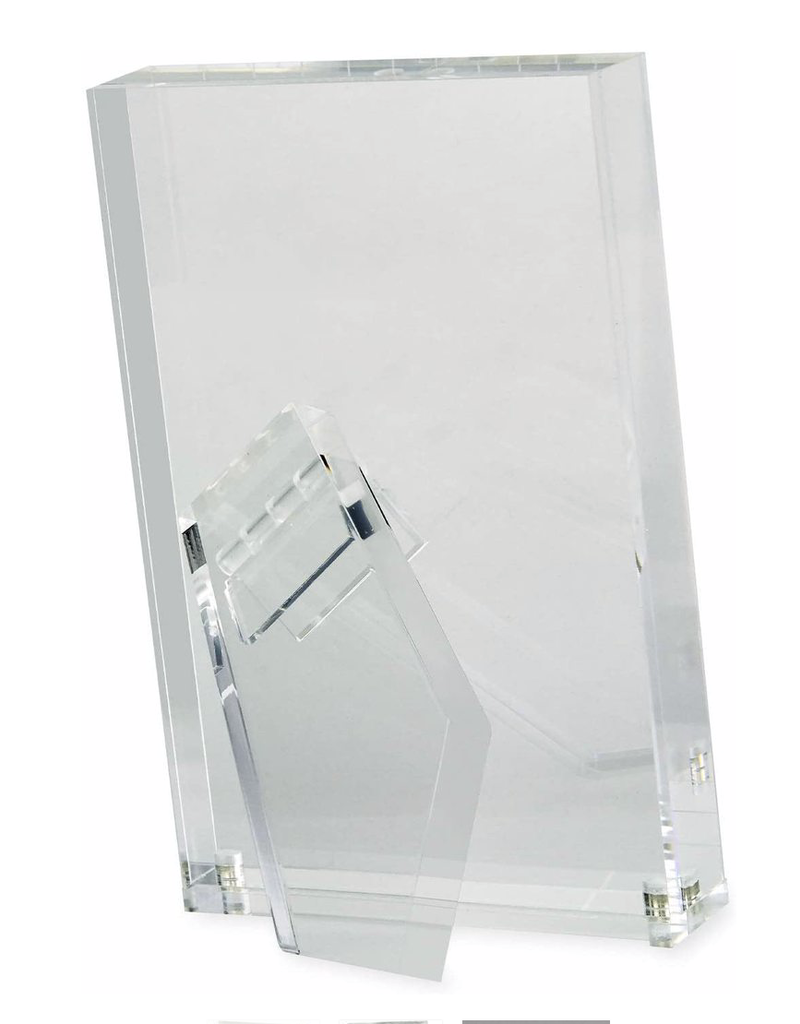 """4"""" x 6"""" Lucite Frame (Clear)"""
