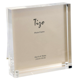 4 X 4 Lucite Frame (Clear)