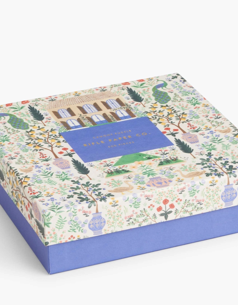 Rifle Paper Co Camont Jigsaw Puzzle