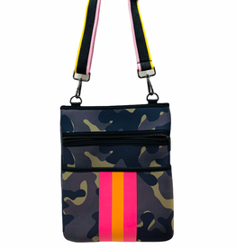 Parker & Hyde Neoprene Crossbody - Camo