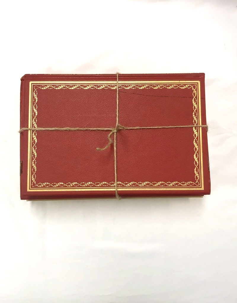 Vintage Vintage Color Book Bundle - Red/Orange 1