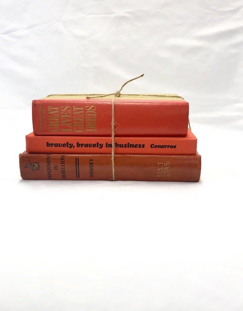 Vintage Vintage Color Book Bundle- Orange 1