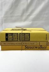 Vintage Vintage Color Book Bundle - Yellow 1