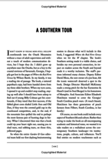 Harpercollins S For Southern