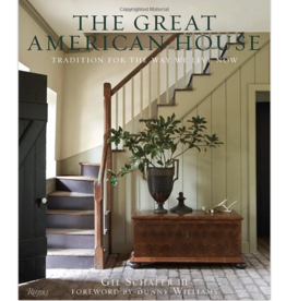 rizzoli The Great American House: Tradition