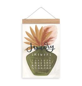 1canoe2 XL: Hygge 2022 Calendar Page Refill