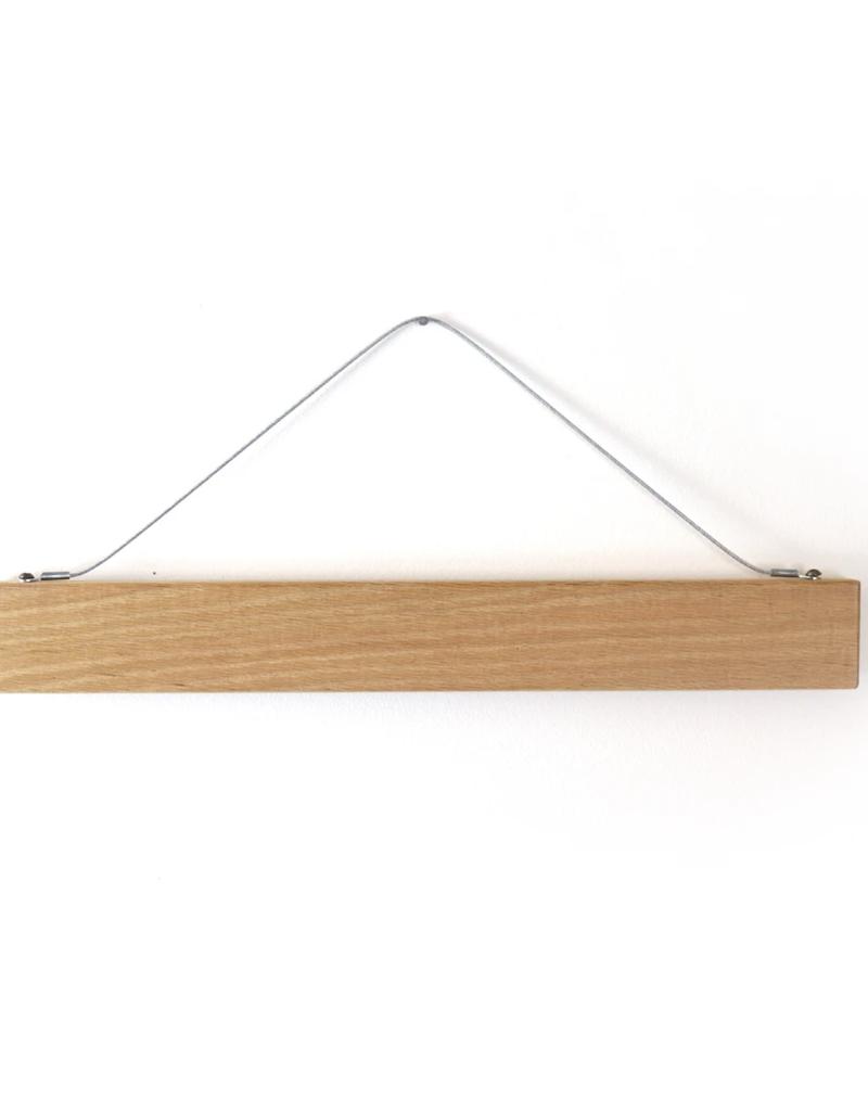 1canoe2 XL Calendar Wooden Hanger