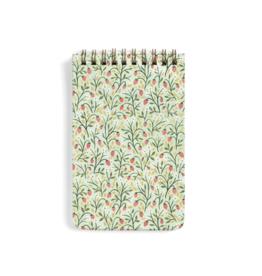 1canoe2 Strawberry Fields Spiral Notebook - Large
