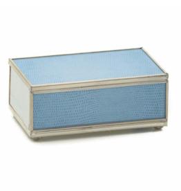 JM Piers Match Box Blue - Cover & Matches