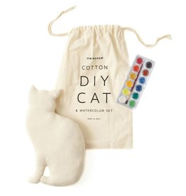 Sir Madam Cat Watercolor Set