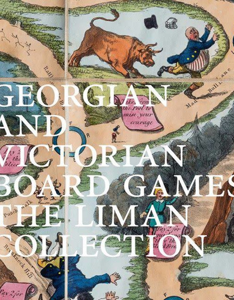 Georgian and Victorian Games from the Liman Collection