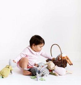 Hazel Village Thistle Pink Romper 6-12 Months