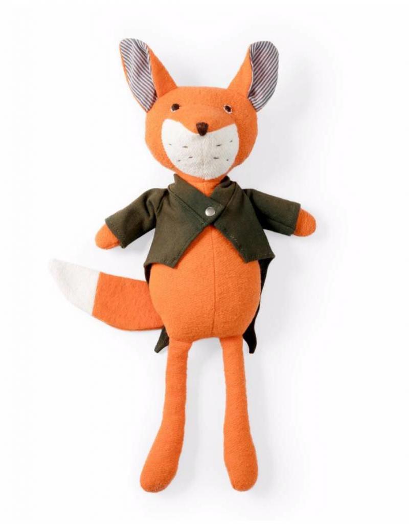 Hazel Village Owen Fox in Tailcoat
