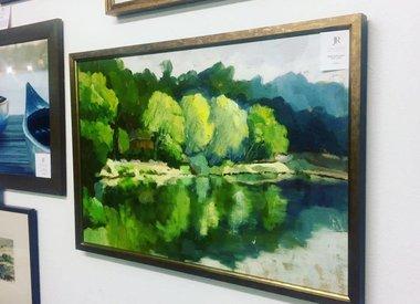 Art & Mirrors