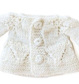 Hazel Village Ivory Sweater for Dolls
