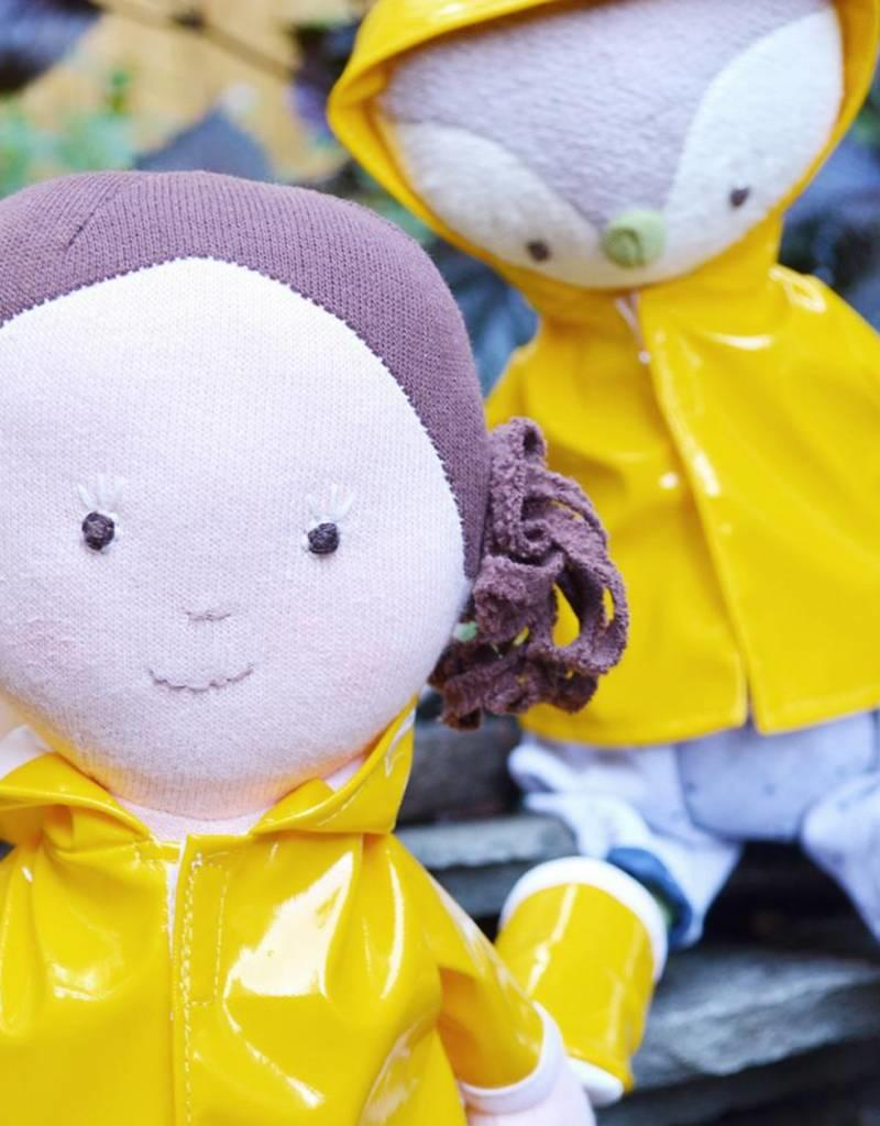 Hazel Village Raincoat Outfit for Dolls