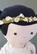 Hazel Village Flower Crown For Dolls - Posy Pink