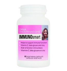 Lorna Vanderhaegue Immunosmart 60 veg caps