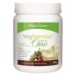 Progressive VegEssentials All-in-One Natural Chococlate. 360g