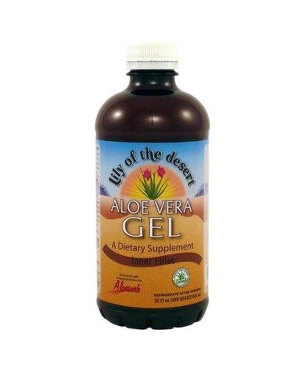 Lily of the Desert Aloe Vera Gel Inner Fillet 946ml