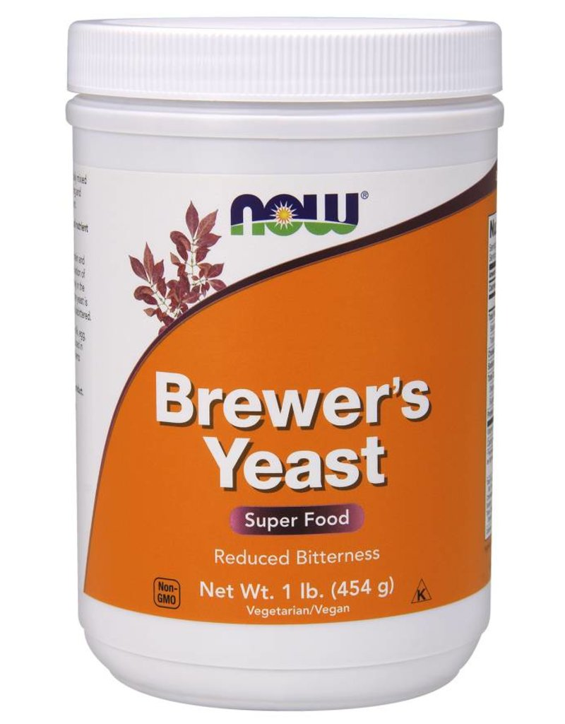 NOW NOW Brewer's Yeast 1lb