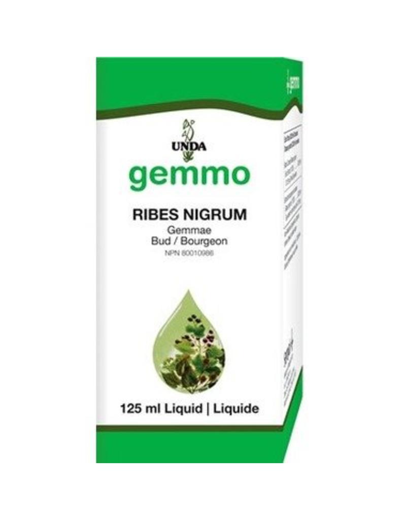 UNDA Gemmo Ribes Nigrum 125ml