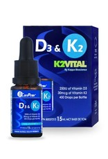 Can Prev D3 and K2 liquid 15ml