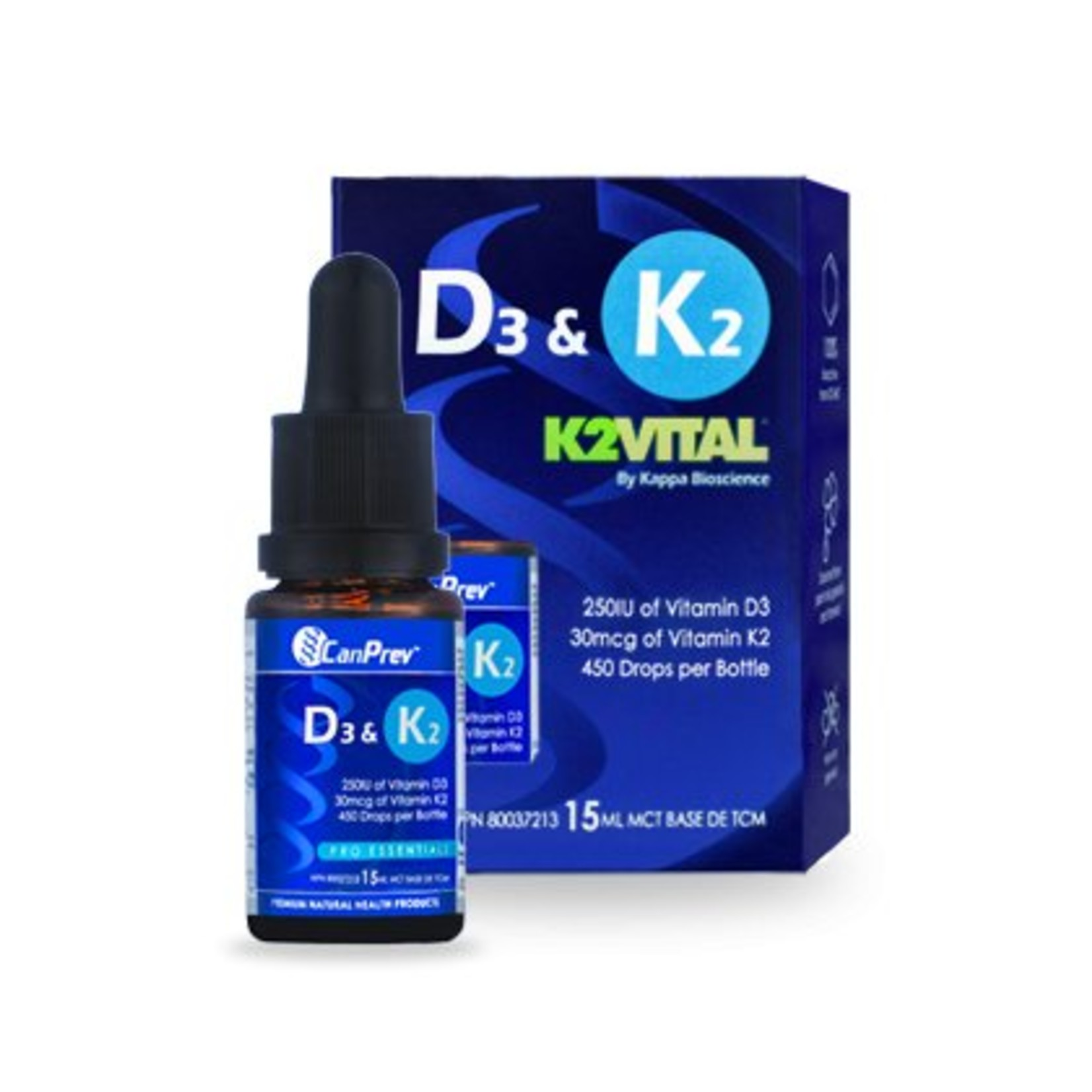 Can Prev Can Prev D3 and K2 liquid 15ml