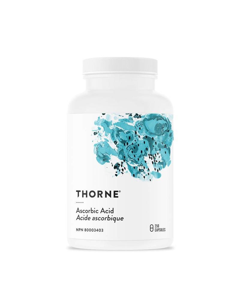 Thorne Ascorbic Acid 1g 250 caps