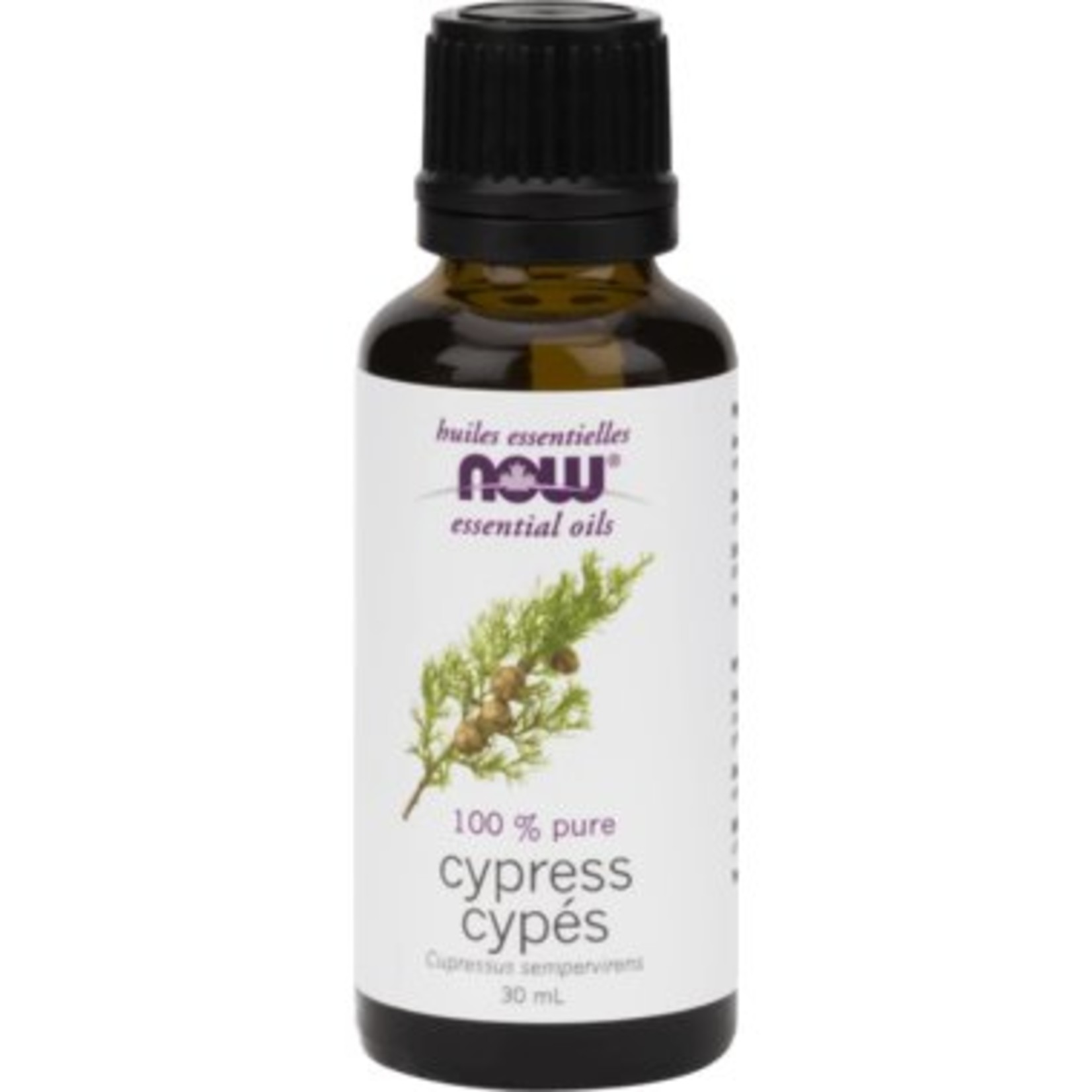NOW NOW Cypress Essential Oil 30ml