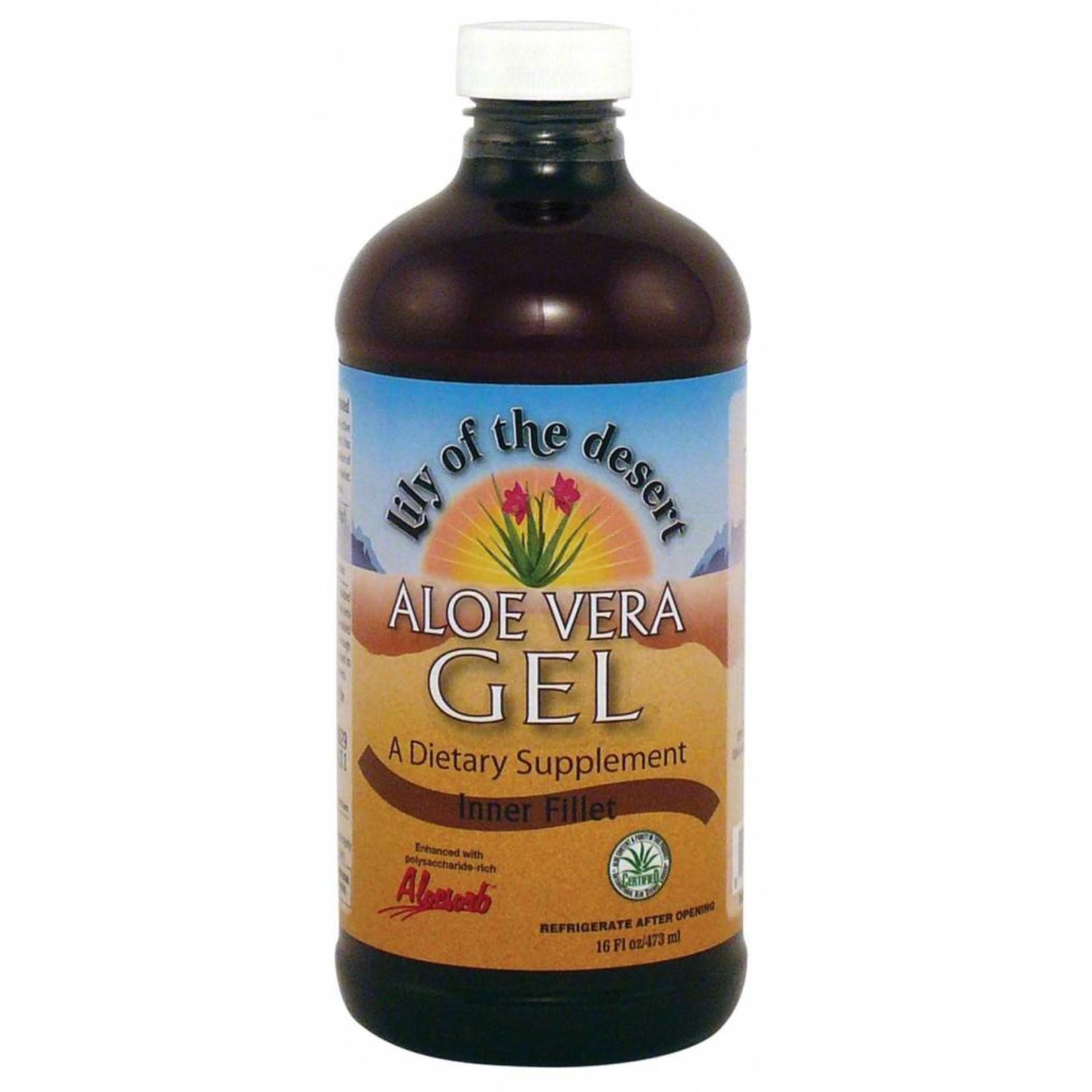 Lily of the Desert Lily of the Desert Aloe Vera Gel Inner Fillet 473 ml