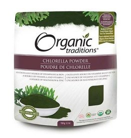 Organic Traditions Organic Chlorella Powder 150g
