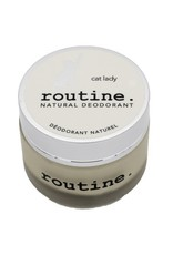 Routine Cat Lady Natural Deodorant 58g