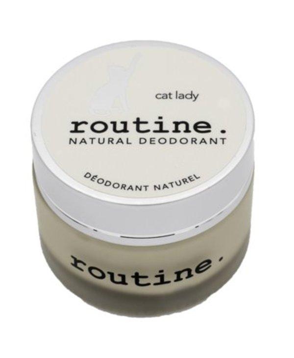 Cat Lady Natural Deodorant 58g