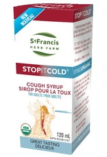 St Francis Stop It Cold Cough Syrup 120ml