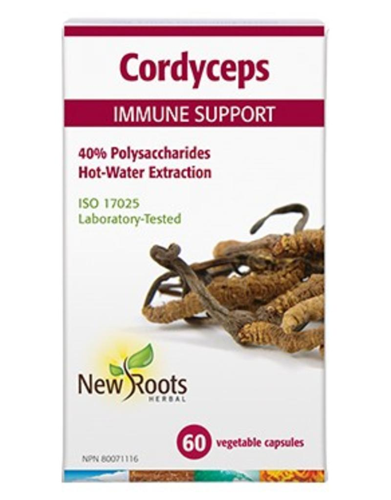New Roots Cordyceps 60 caps