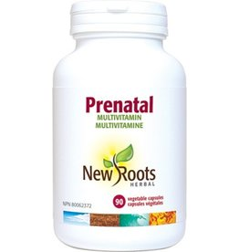 New Roots New Roots Prenatal 90 caps