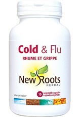 New Roots New Roots Cold and Flu 15 caps