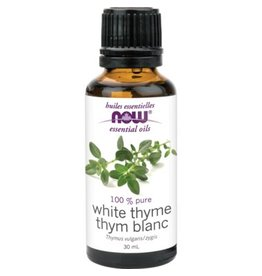 NOW NOW White Thyme 100% Pure 30ml