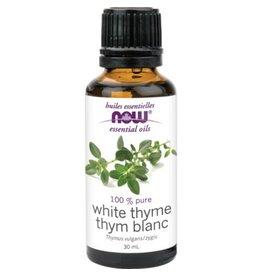 NOW White Thyme 100% Pure 30ml