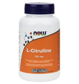 NOW NOW L-Citrulline 750mg 90 caps