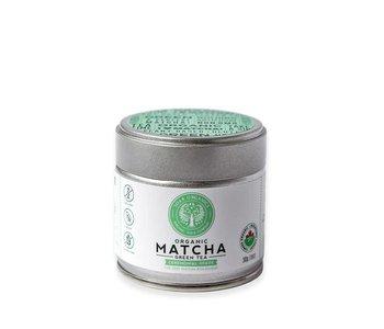 Organic Matcha 30g Tin