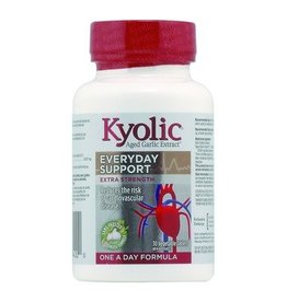 Kyolic Aged Garlic Extract- Extra Strength 30 tabs