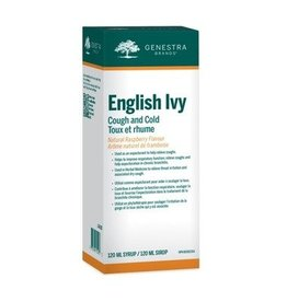Genestra English Ivy Cough and Cold Syrup 120ml