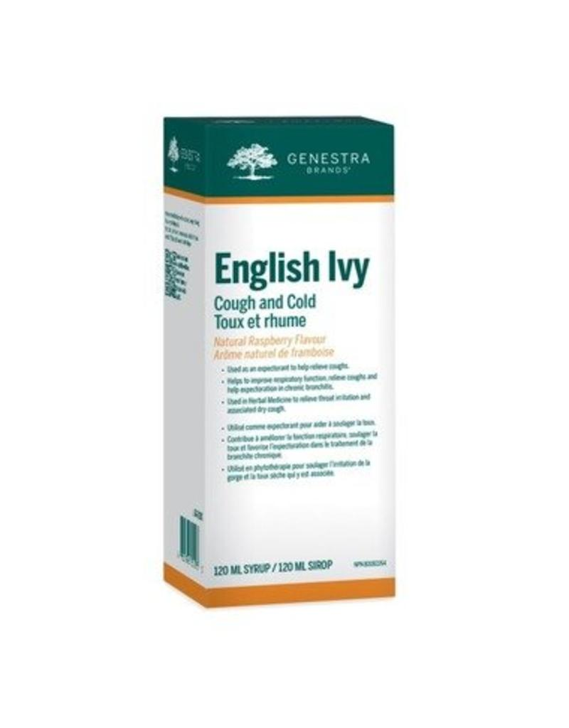 Genestra Genestra English Ivy Cough and Cold Syrup 120ml