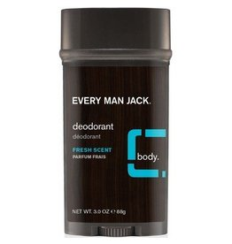 Every Man Jack Natural Deodorant- Fresh Scent 85g