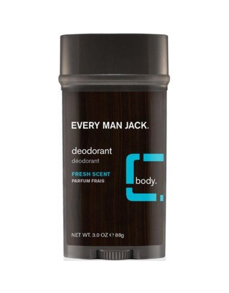 Every Man Jack Every Man Jack Natural Deodorant- Fresh Scent 85g