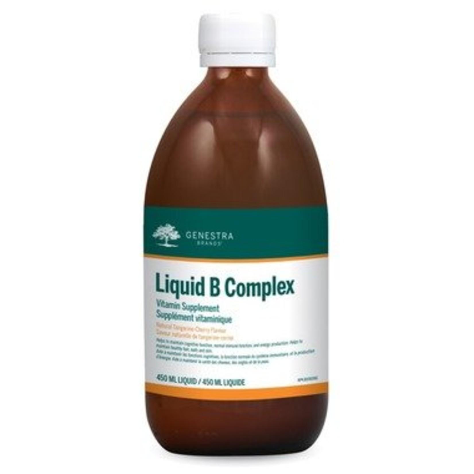 Genestra Genestra Liquid B Complex 450ml